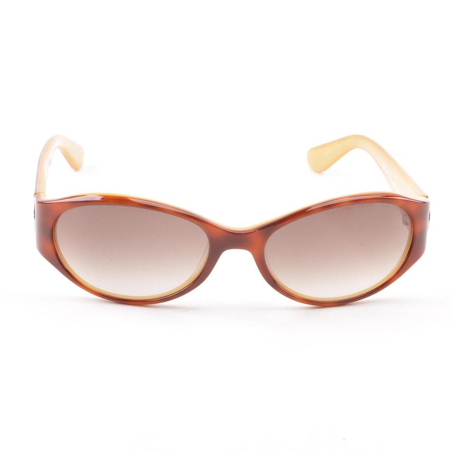 f017fb3747 Juicy Couture Park Avenue Tortoise Print Sunglasses   EBTH