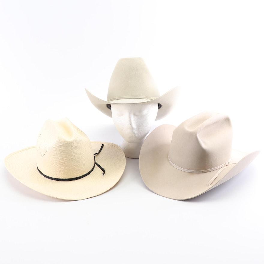 0b8f66f8dca41 Men s Resistol Cowboy Hats   EBTH