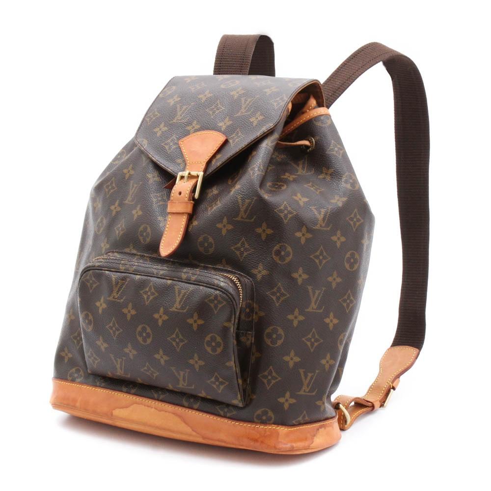 Louis Vuitton Monogram MM Backpack