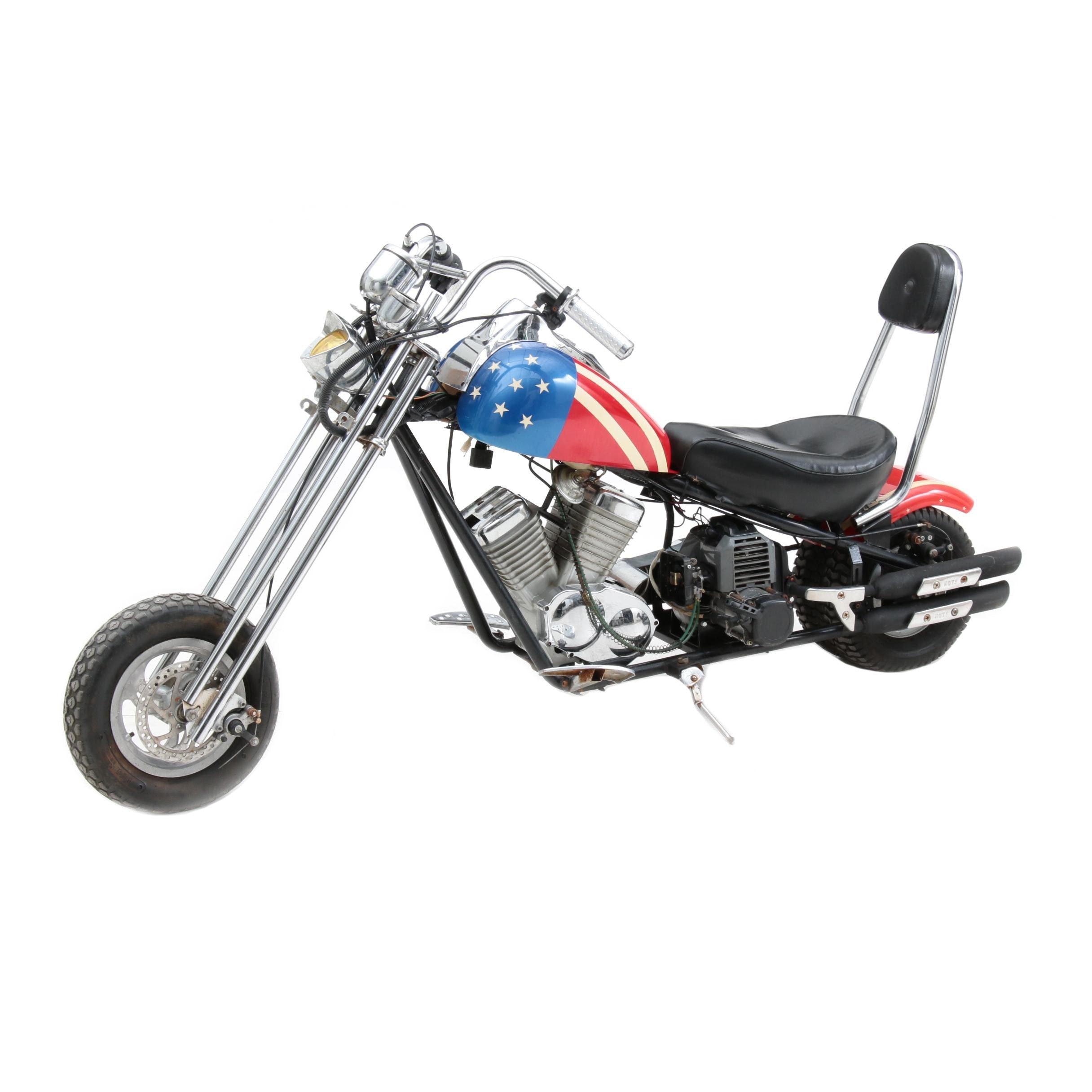 """Easy Rider"" Style-Mini Bike"