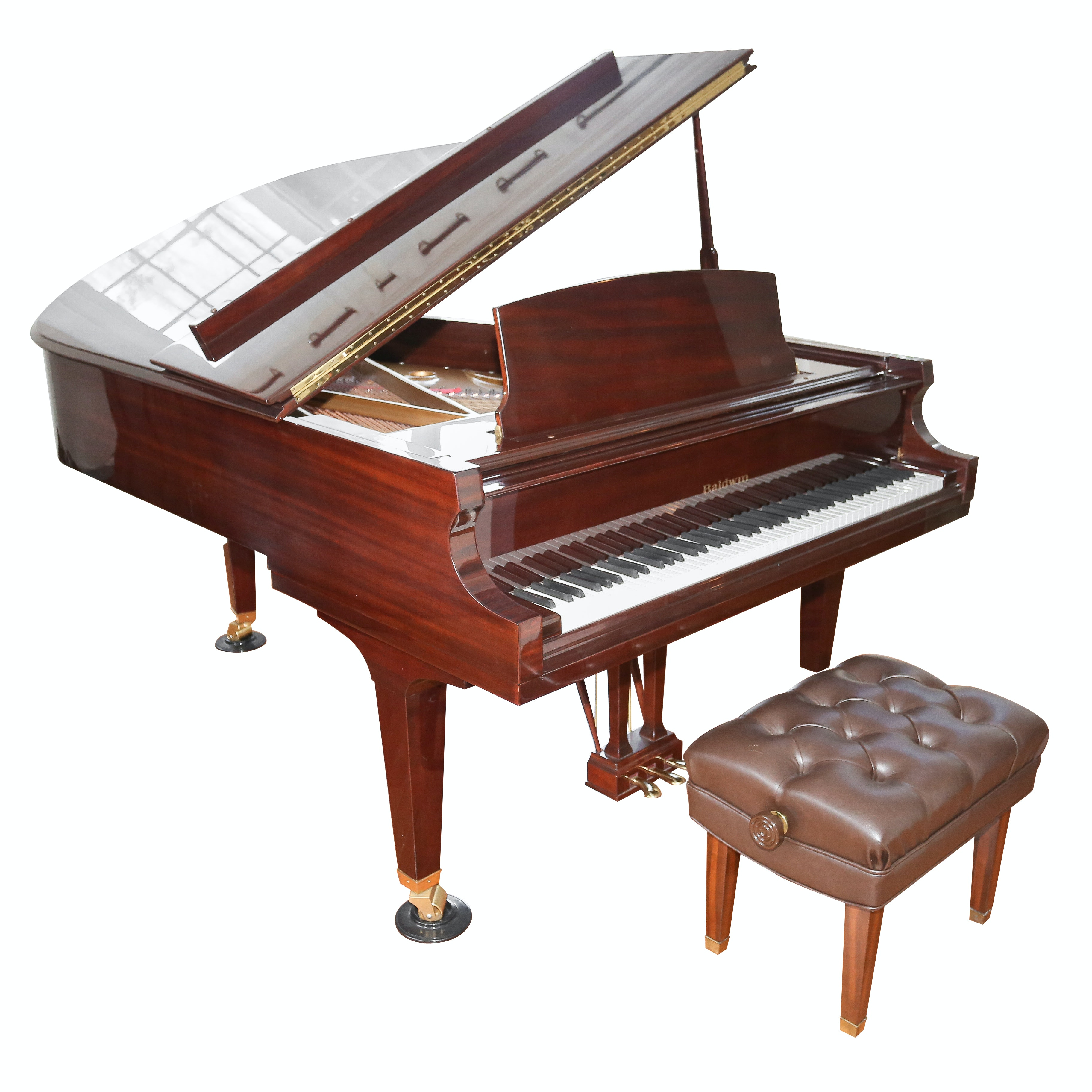 Baldwin Artist Grand Piano with Bench