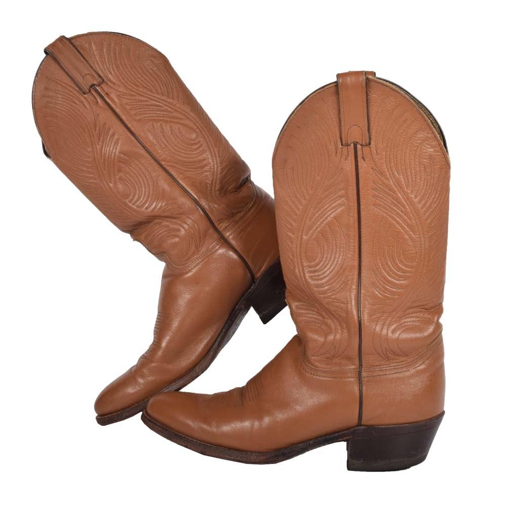 Women's Abilene Leather Western Boots