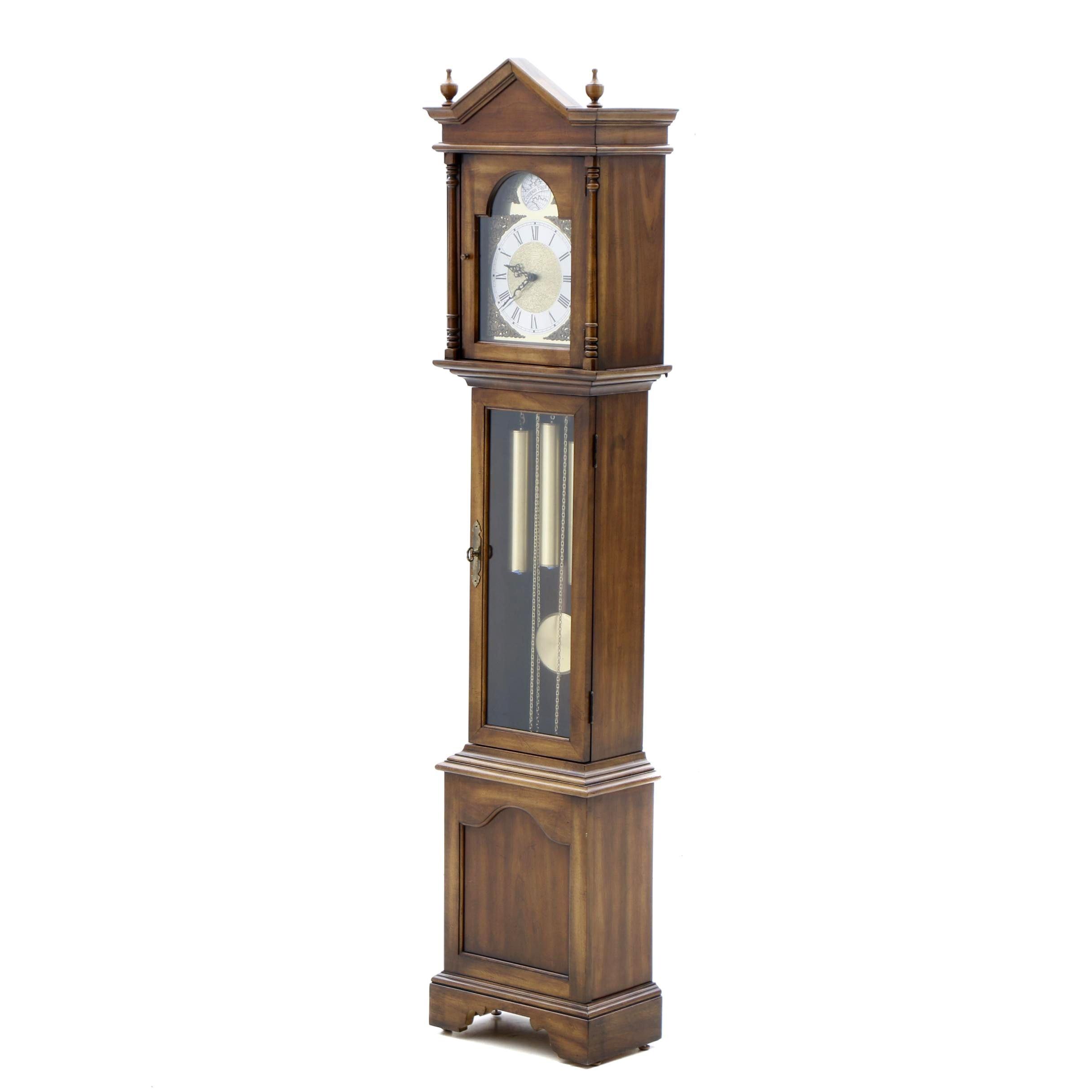 Ethan Allen Grandmother Clock