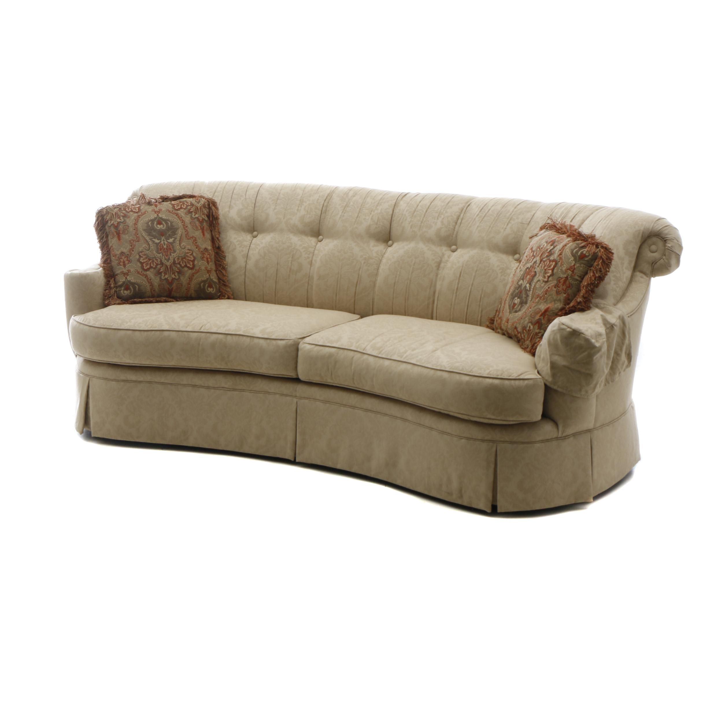 Traditional Temple Furniture Sofa