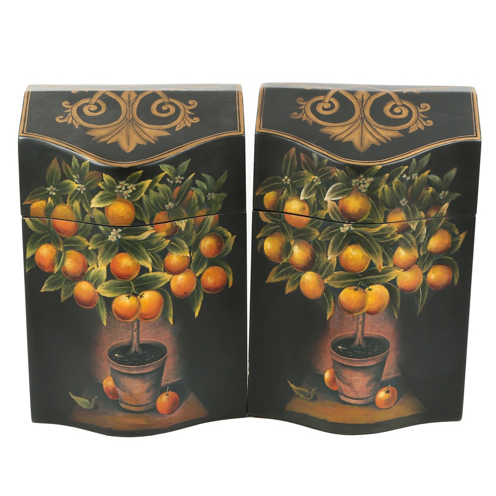 Decorative Contemporary Buffet Boxes