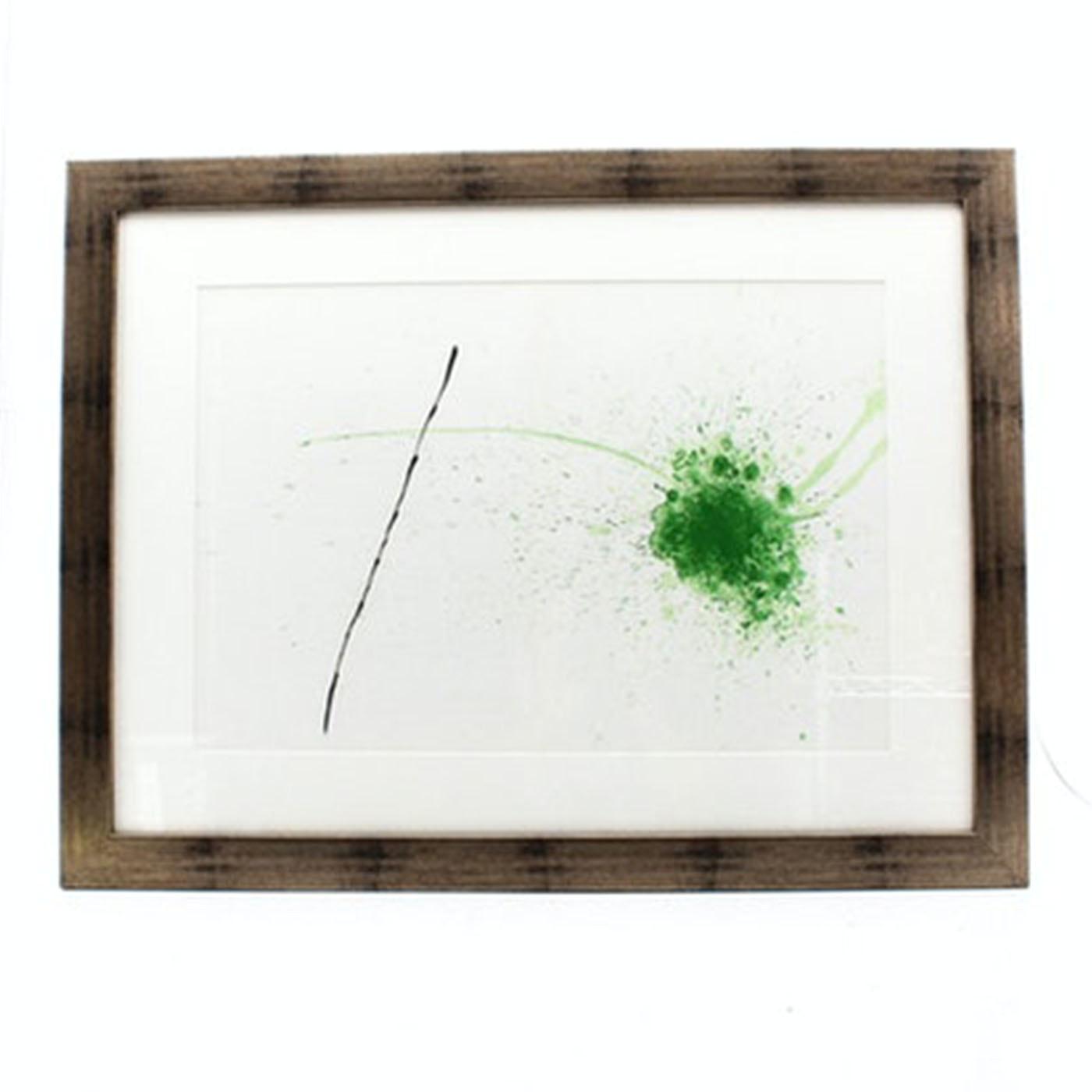 "Joan Miro Double Page Color Lithograph for ""Derriere le Miroir"""