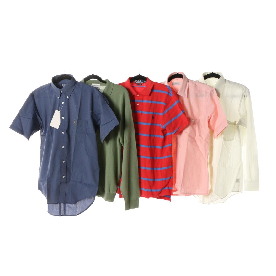 40d11272 Men's Christian Dior, Hennessy, Polo by Ralph Lauren and Alfani Shirts :  EBTH