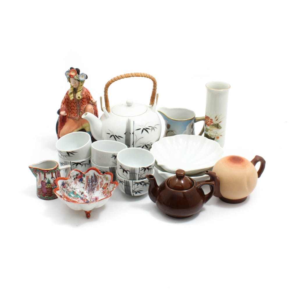 Japanese Porcelain by Otagiri, Nippon, and More
