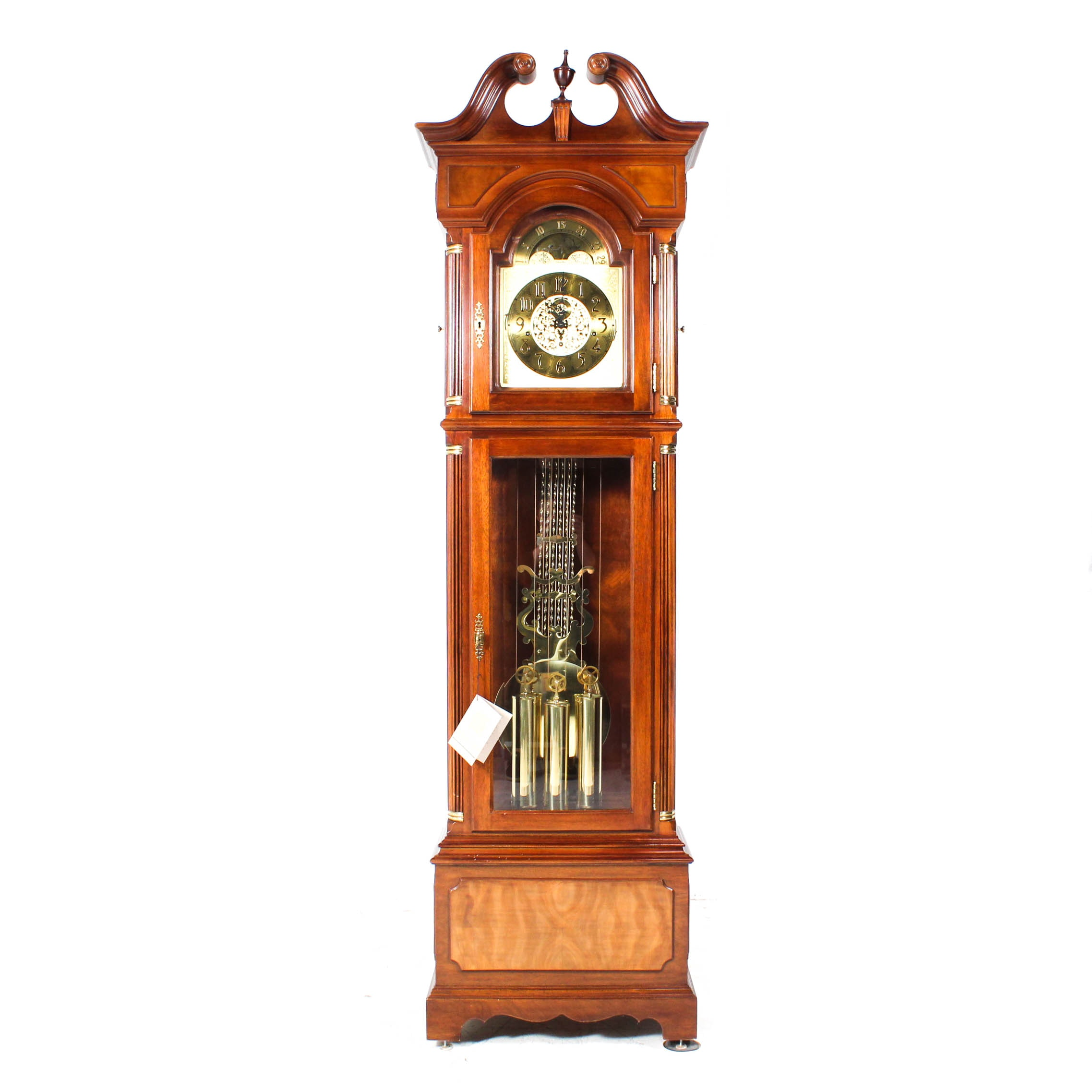 "Ethan Allen ""Buckingham"" Tall Case Clock"