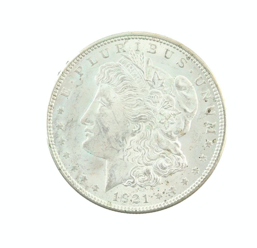 Sterling Silver, Coins & More