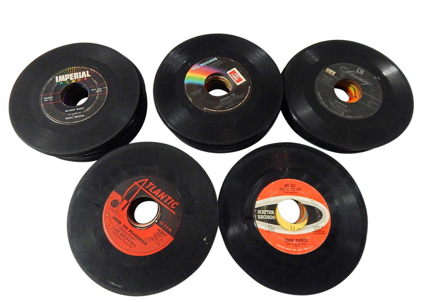 Dating 45 RPM records Dating man voor 7 weken