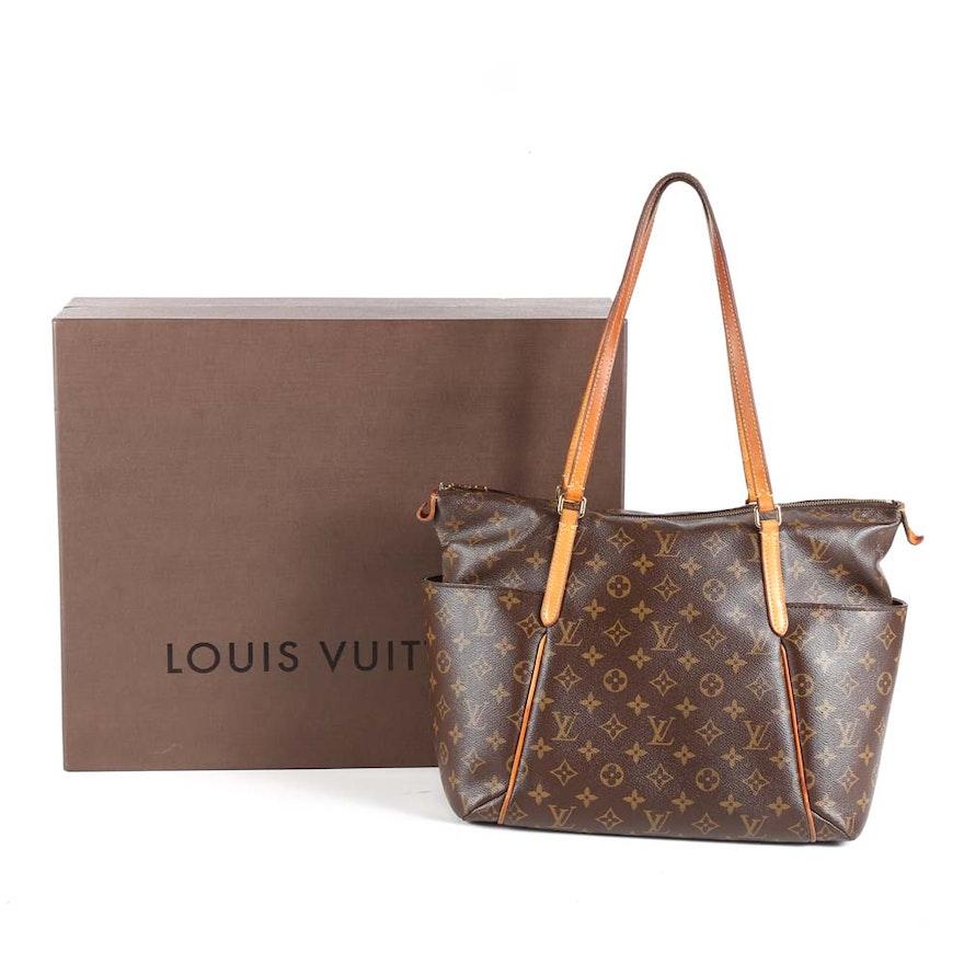 658b67f73d0c 2015 Louis Vuitton of Paris Monogram Totally MM Tote Bag   EBTH
