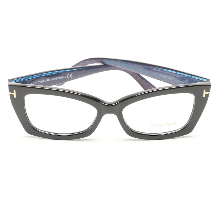 dcaea4ee9f Tom Ford Cat Eye Eyeglasses   EBTH