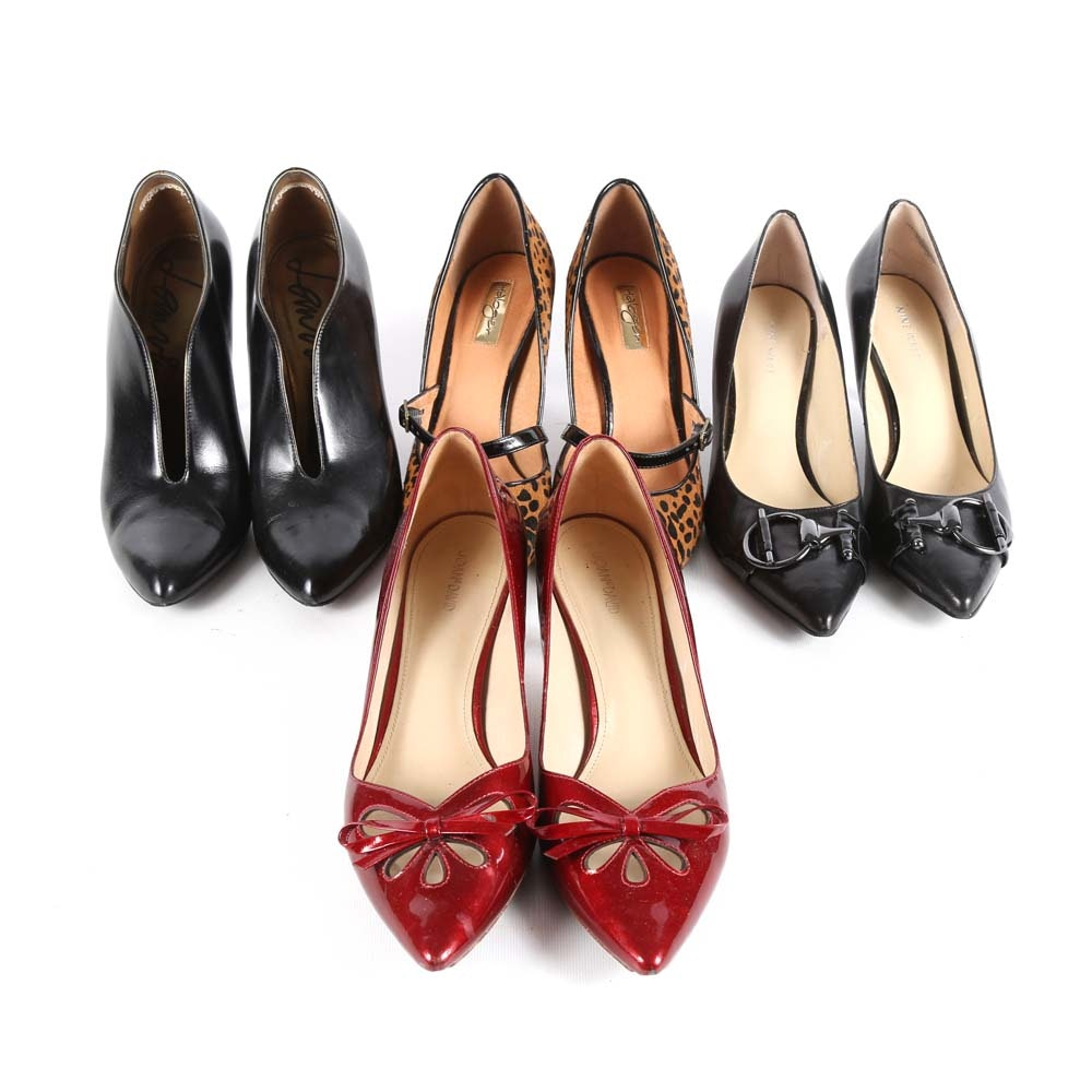 Women's High Heel Shoe Collection