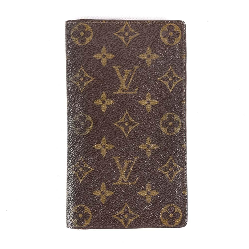 1989 Louis Vuitton of Paris Monogram Canvas Wallet