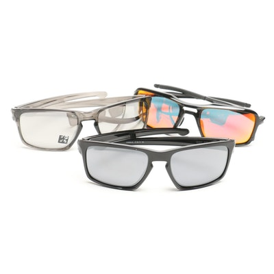 eff187125c Oakley Triggerman and Silver Sunglasses Including Polarized