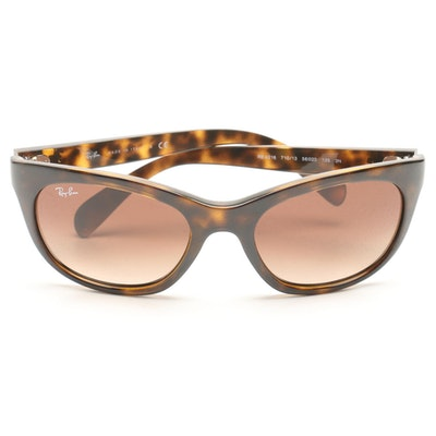 abb48a59e677 Ray-Ban Tortoiseshell-Style Sunglasses