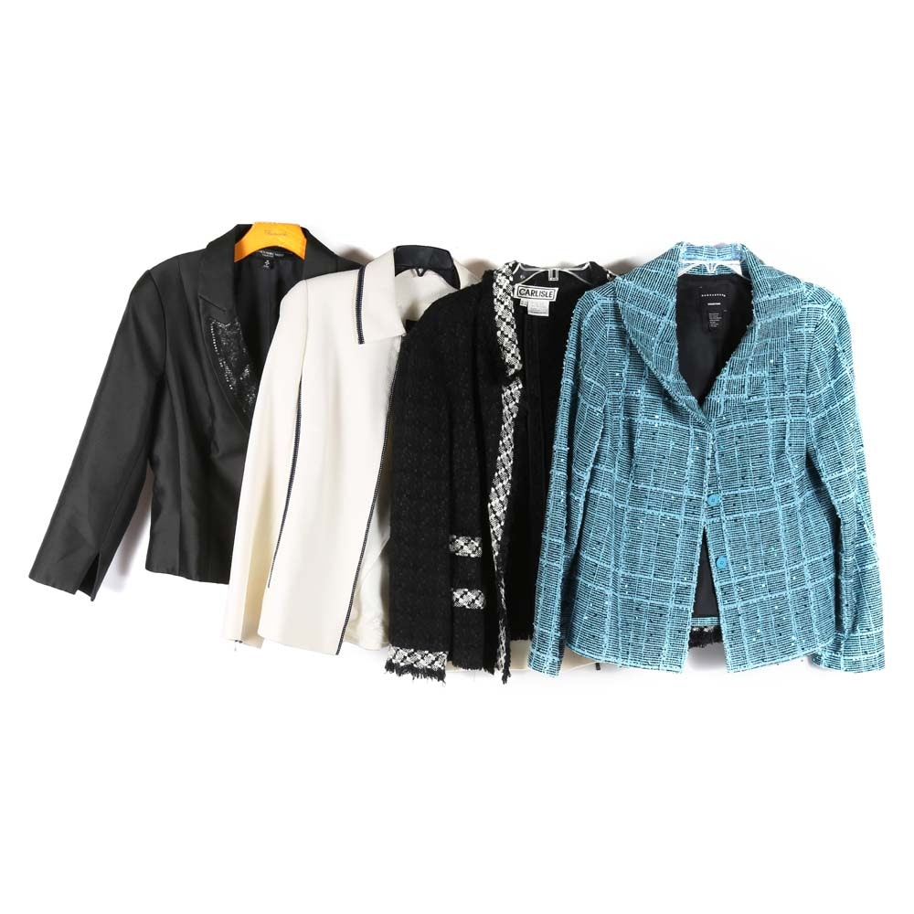 Collection of Women's Designer Jackets