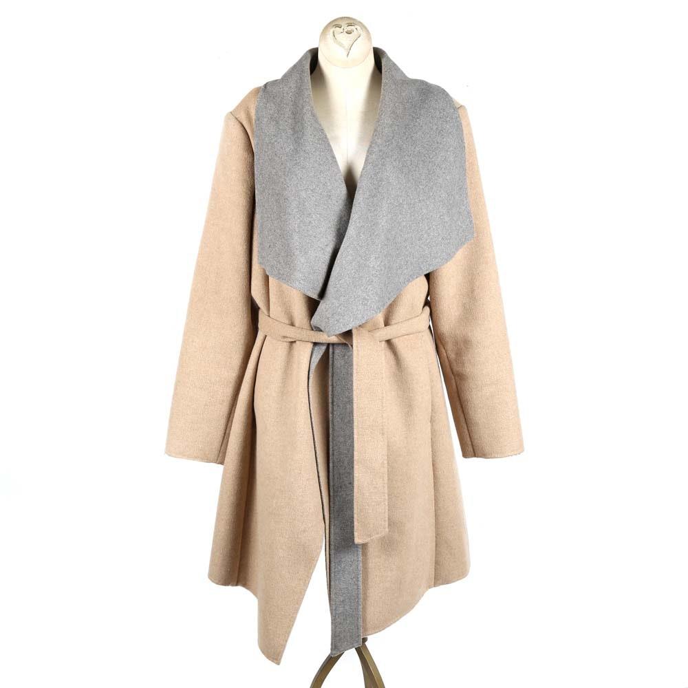 MICHAEL Michael Kors Wool Blend Coat