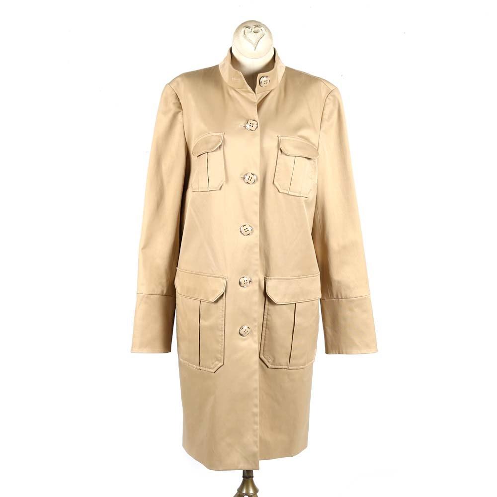 Dana Buchman Trench Coat
