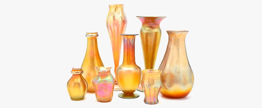 A.C.E. Series: Tiffany Studios Glass