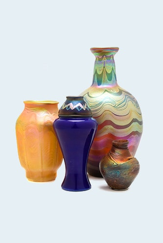 History Lesson: Tiffany Studios Glass