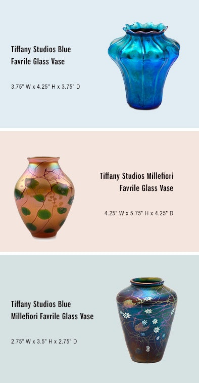 History Lesson: Tiffany Studios Glass