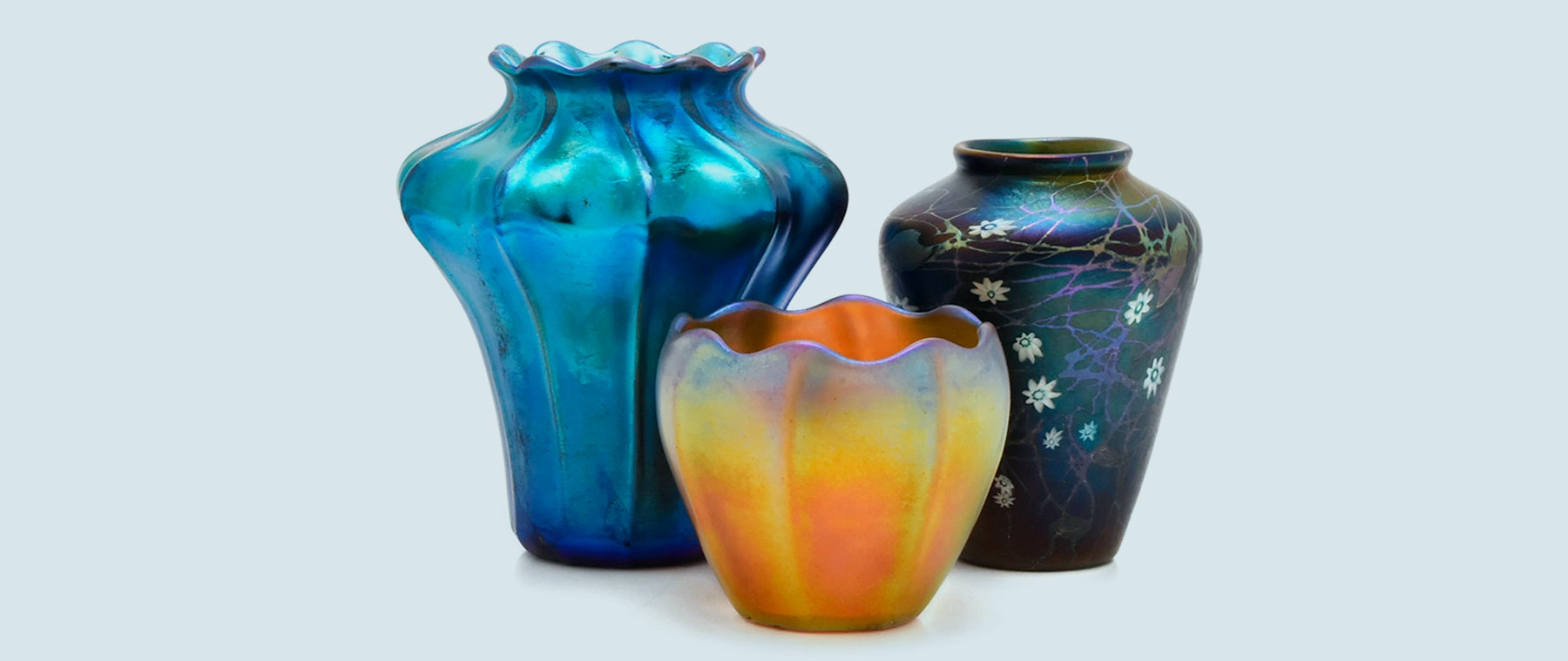 A.C.E. Series: Tiffany Studios Glass