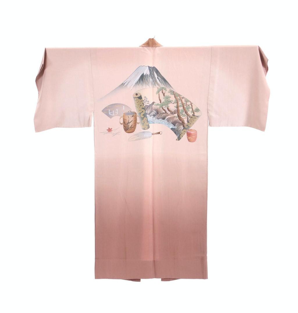 Vintage Kimonos, Haori & More