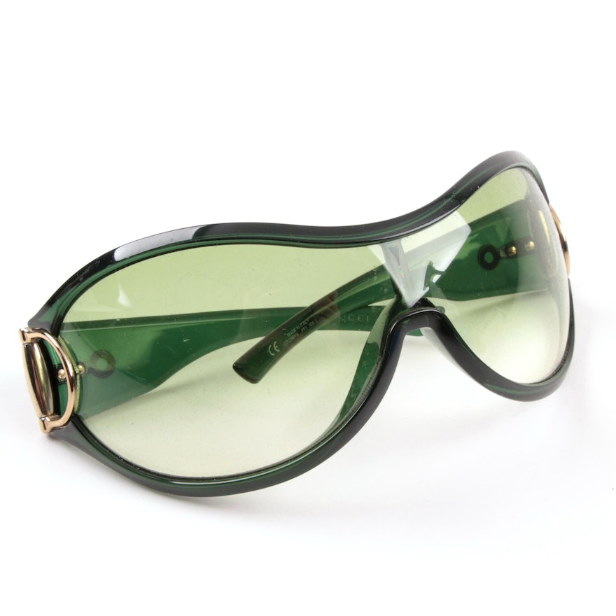f6c18aad07a Pair of Gucci Sunglasses   EBTH