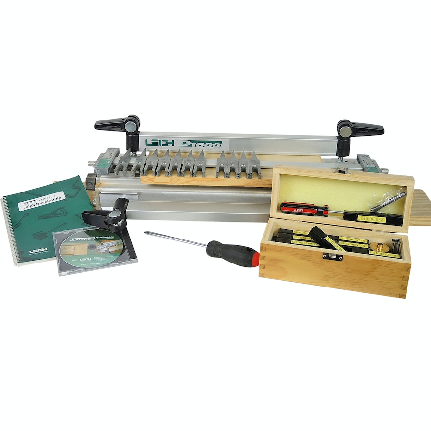 Dovetail Jig Model D1600 by Leigh Industries Ltd.