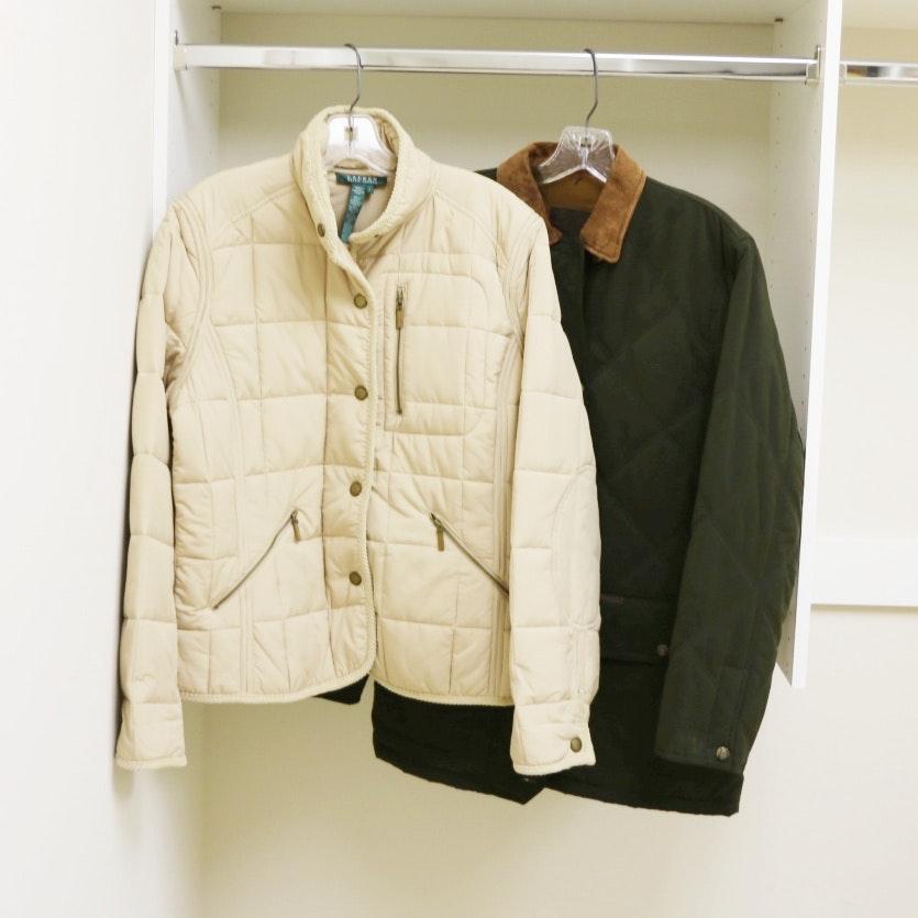 Women's Ralph Lauren Quilted Coats