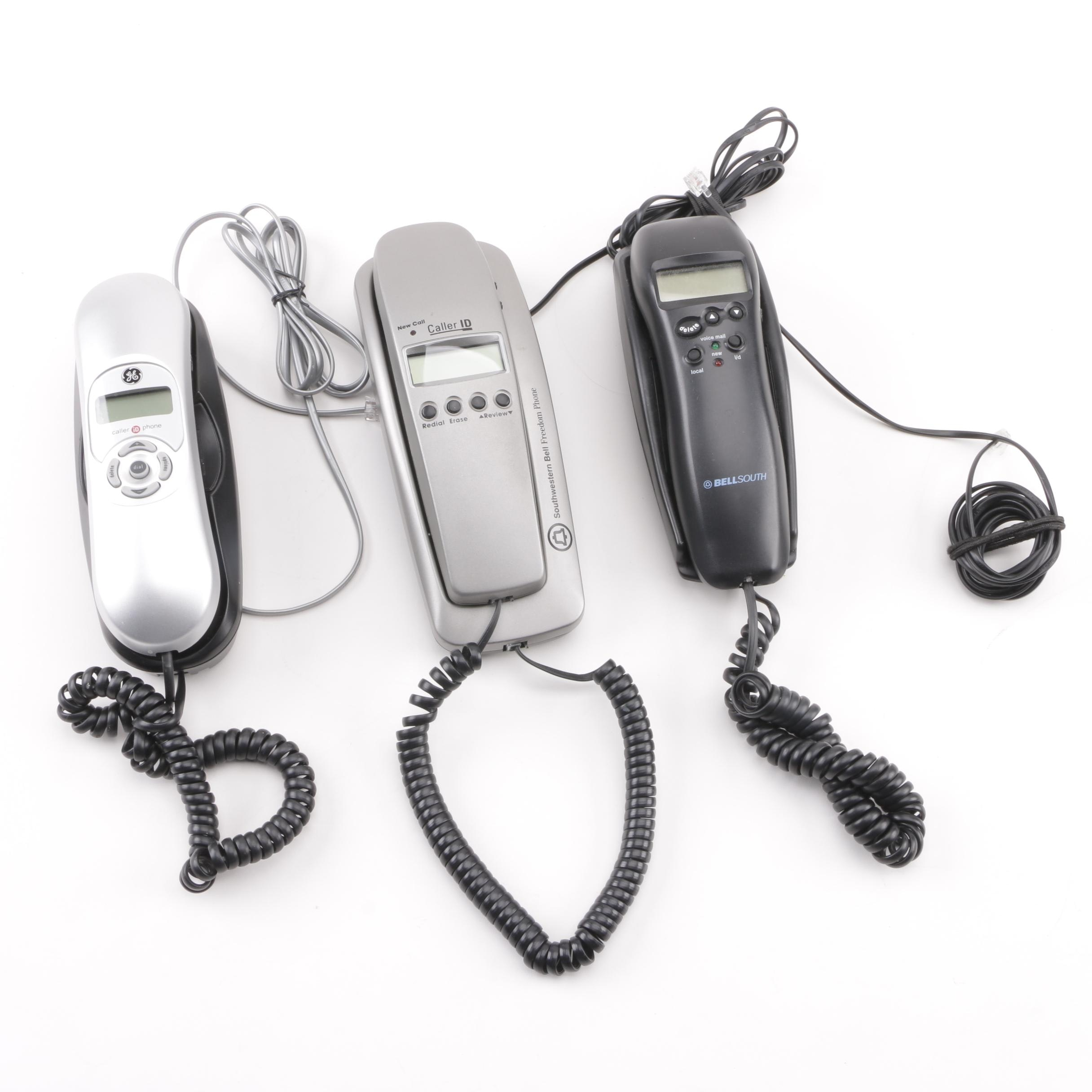 Corded Wall Telephones