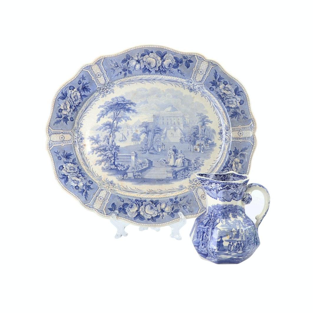 Porcelain, Antiques, Collectibles & More