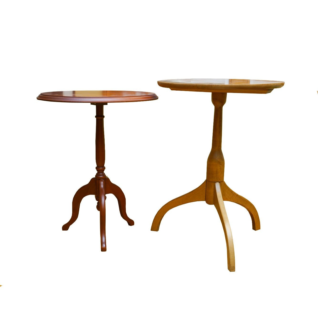 Federal Style Occasional Tables featuring Hagerty, Late 20th Century