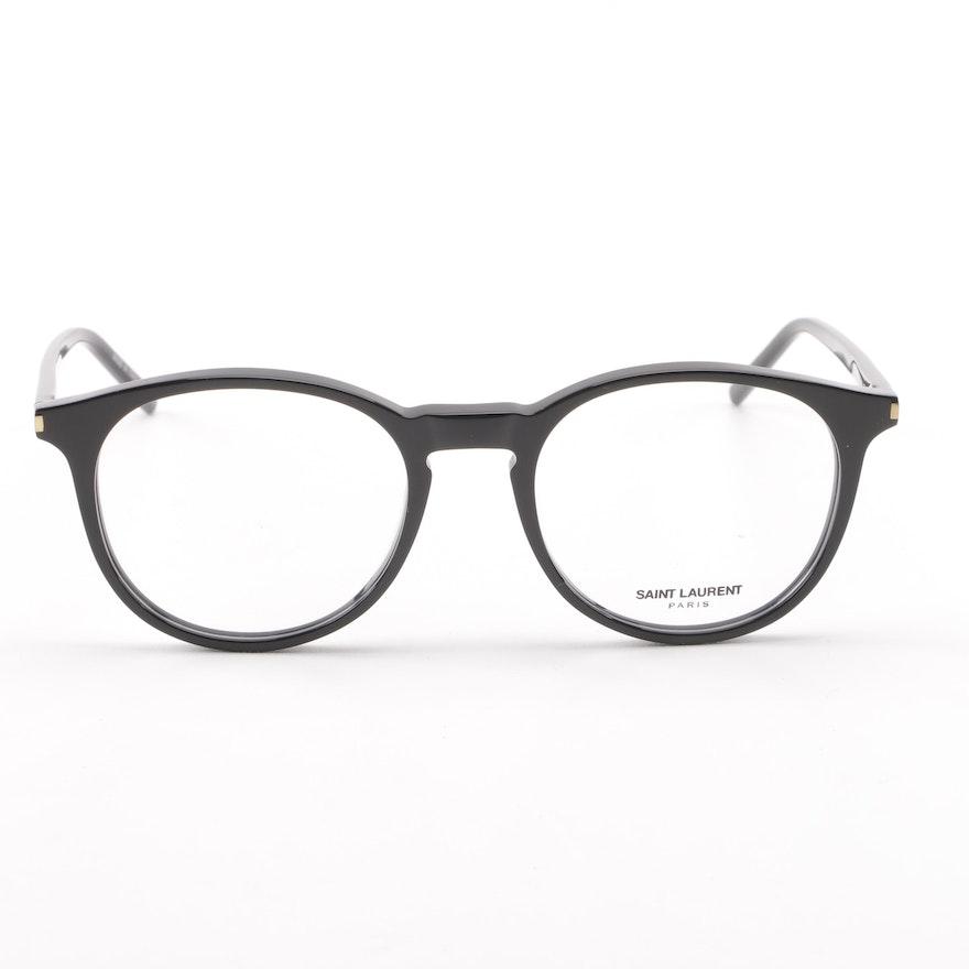 b8acbc3c0e6 Saint Laurent SL106 Eyeglasses with Case   EBTH