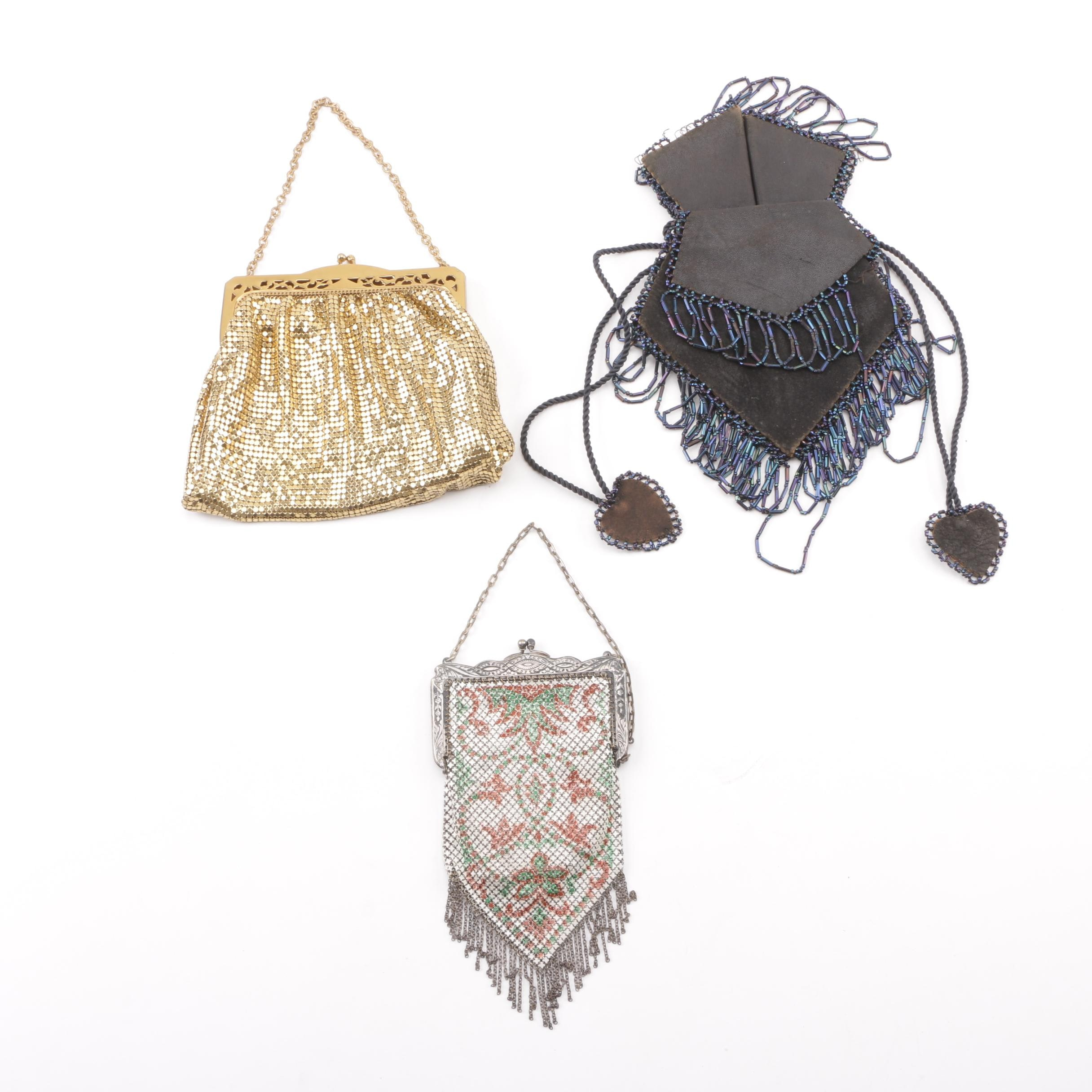 Whiting & Davis, Mandalian, and Other Vintage Evening Bags