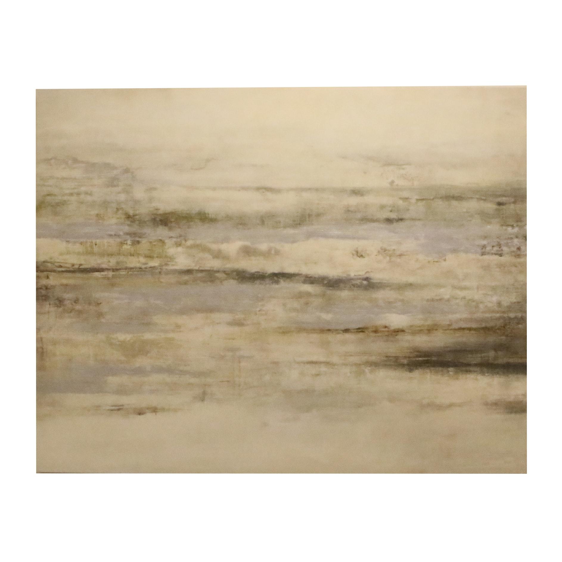 Contemporary Abstract Giclée