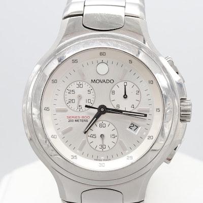 11b72f939081 Reign Stainless Steel Calendar Wristwatch   EBTH