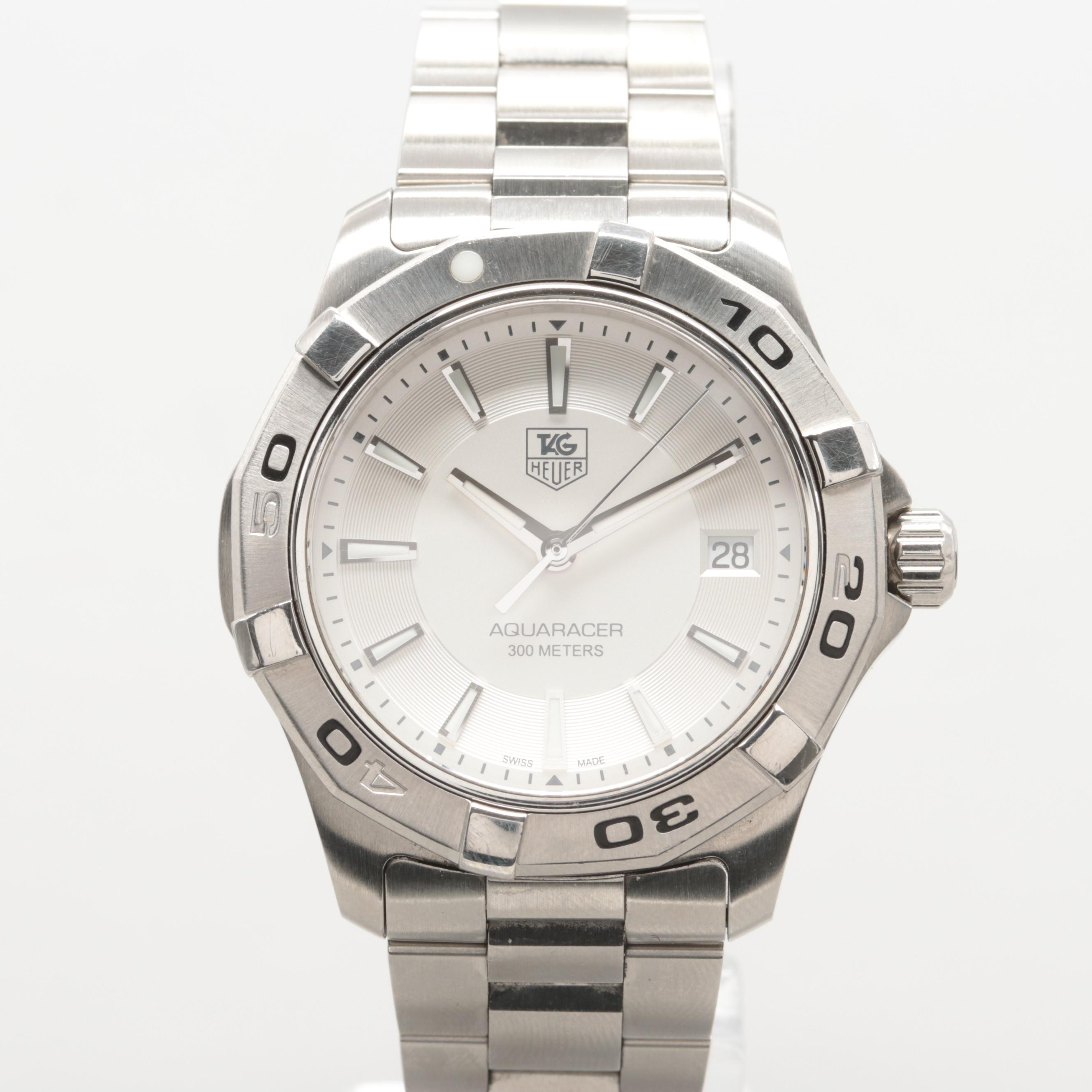TAG Heuer Aquaracer 300M Stainless Steel Wristwatch