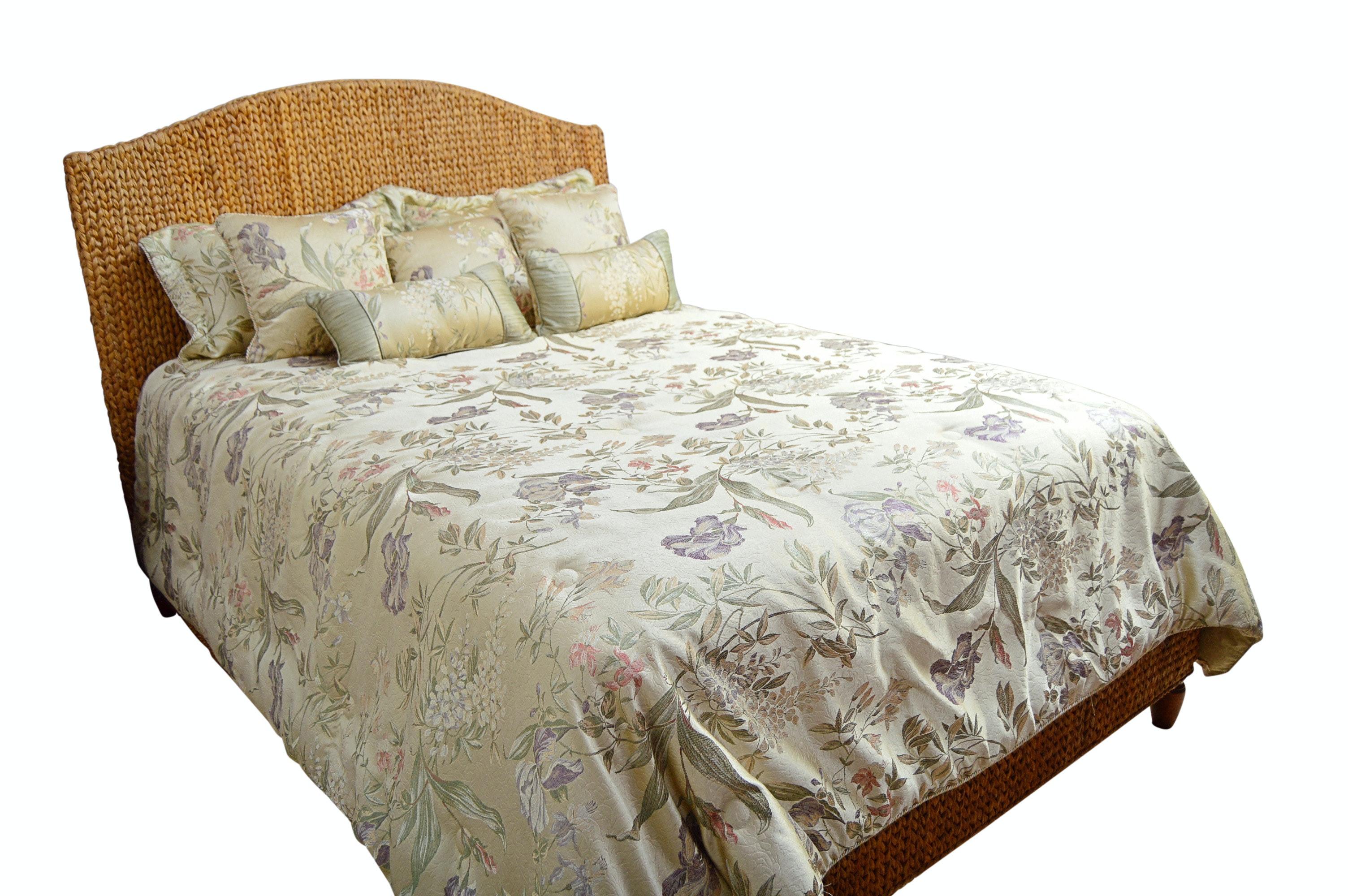 La-Z-Boy Woven Rush Queen Size Bed