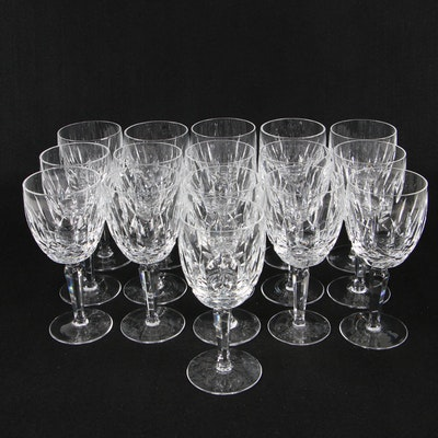 "Waterford Crystal ""Kildare"" Water Goblets"