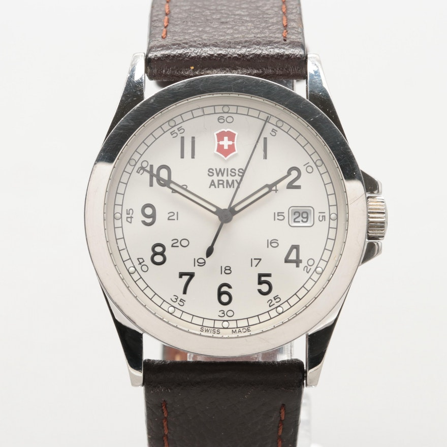 Victorinox Swiss Army Infantry Quartz Wristwatch
