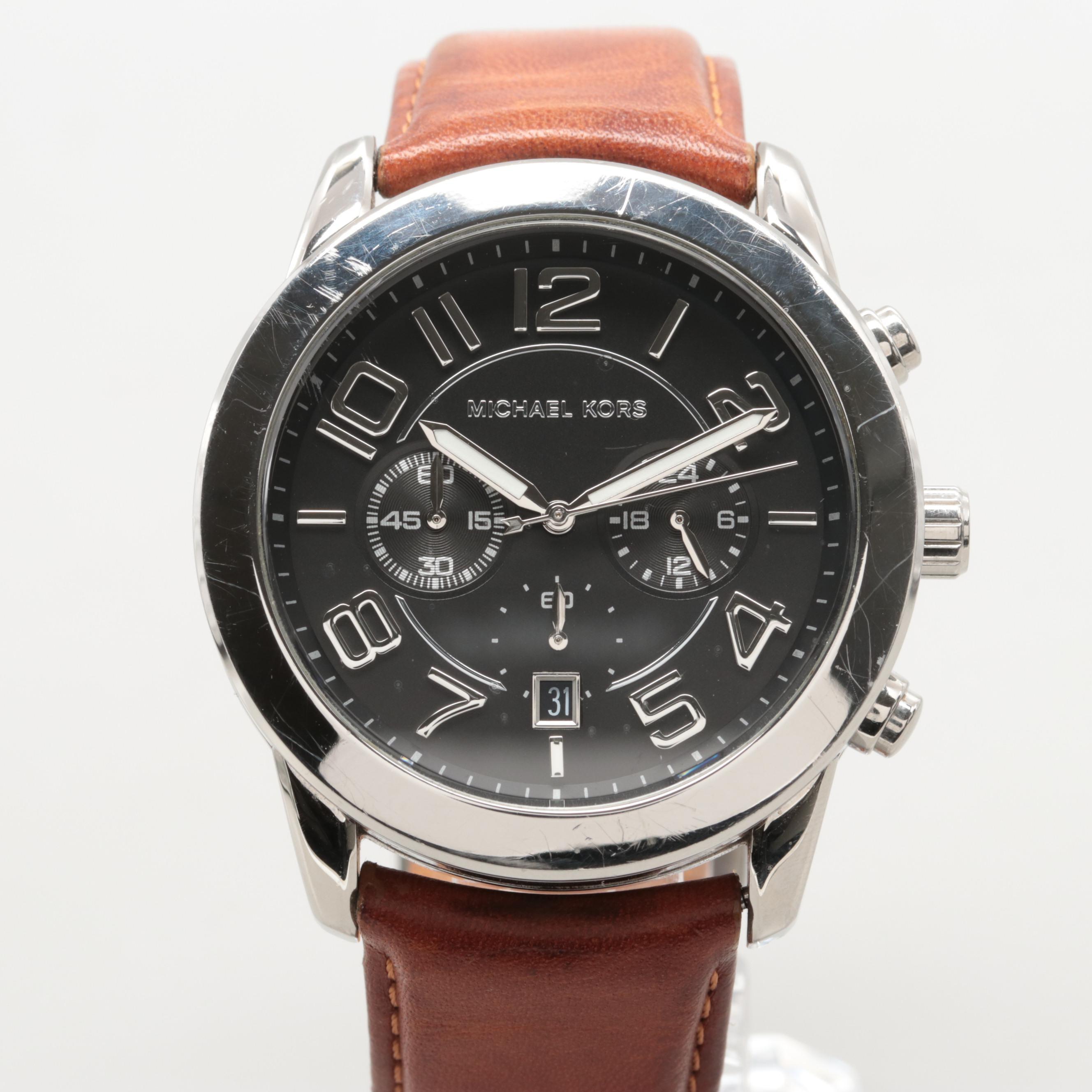 Michael Kors MK-8359 Quartz Chronograph Wristwatch