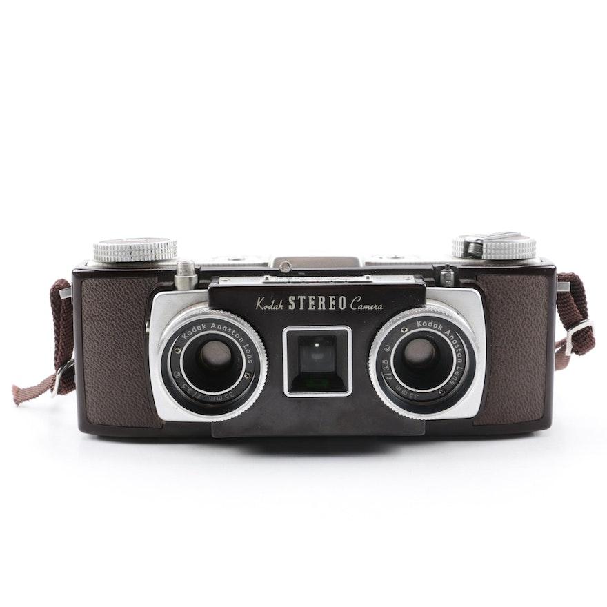 Kodak Stereo Camera 1950s Ebth