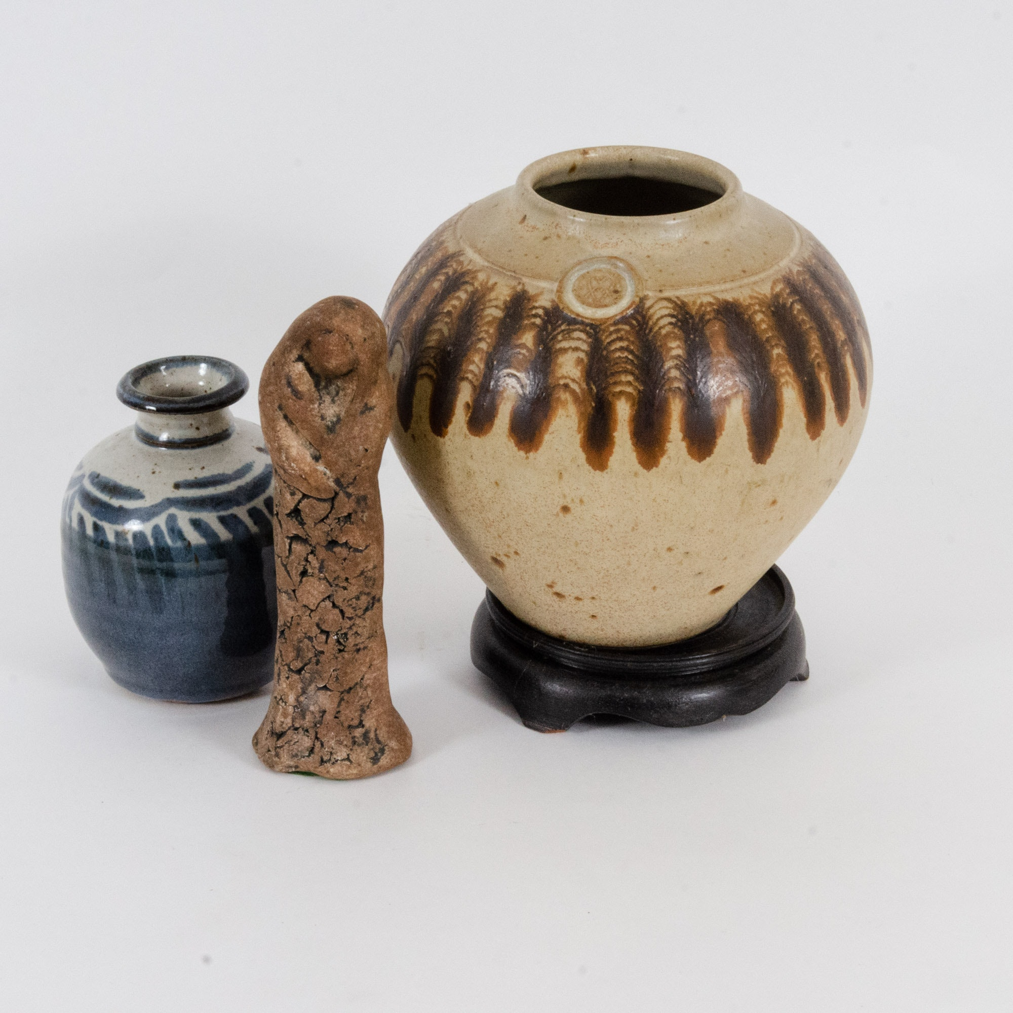 Art Pottery Vases and Figurine
