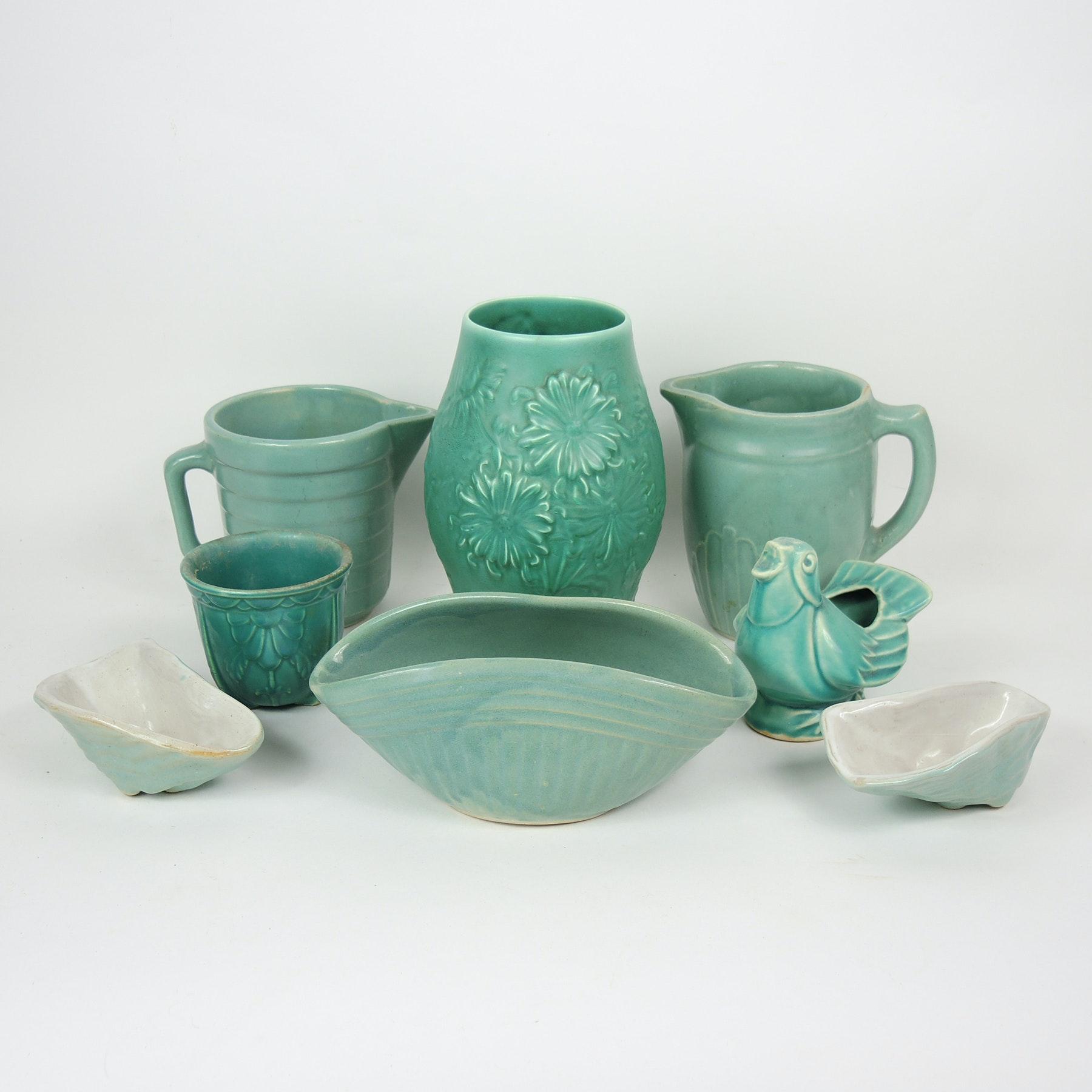 Art Pottery Including Royal Winton