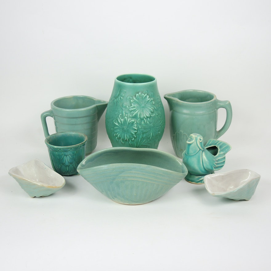 Art Pottery Including Royal Winton