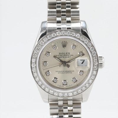 2118c2585ea3 Vintage Gucci Two-Tone Wristwatch   EBTH