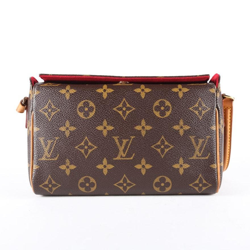 b5413522a359 2003 Louis Vuitton Monogram Recital Pochette Handbag   EBTH